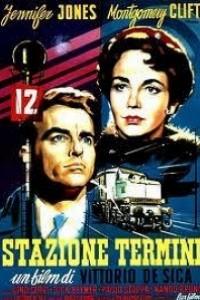 Caratula, cartel, poster o portada de Estación Termini
