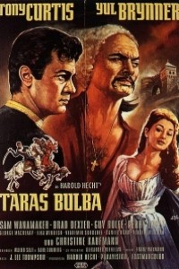 Caratula, cartel, poster o portada de Taras Bulba