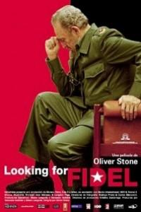 Caratula, cartel, poster o portada de Looking for Fidel