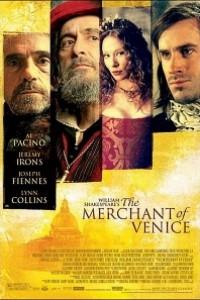 Caratula, cartel, poster o portada de El mercader de Venecia