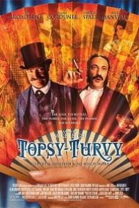 Caratula, cartel, poster o portada de Topsy-Turvy