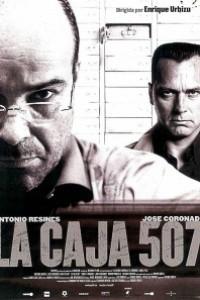 Caratula, cartel, poster o portada de La caja 507