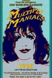 Caratula, cartel, poster o portada de Multiple Maniacs