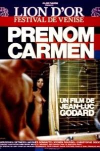 Caratula, cartel, poster o portada de Nombre: Carmen