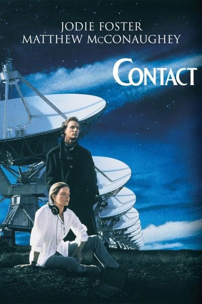 Caratula, cartel, poster o portada de Contact