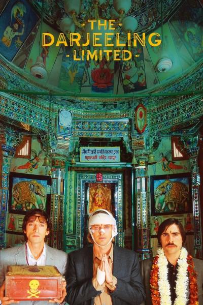Caratula, cartel, poster o portada de Viaje a Darjeeling