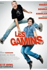 Caratula, cartel, poster o portada de Les gamins