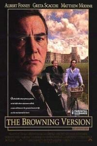 Caratula, cartel, poster o portada de La versión Browning