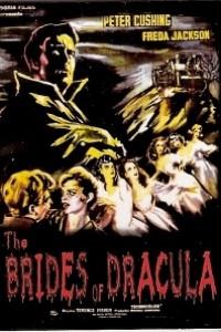 Caratula, cartel, poster o portada de Las novias de Drácula
