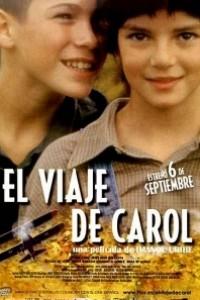 Caratula, cartel, poster o portada de El viaje de Carol