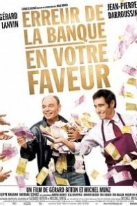 Caratula, cartel, poster o portada de Erreur de la banque en votre faveur
