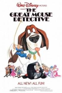 Caratula, cartel, poster o portada de Basil, el ratón superdetective