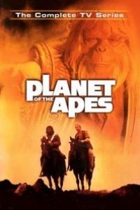 Caratula, cartel, poster o portada de El planeta de los simios