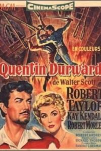 Caratula, cartel, poster o portada de Las aventuras de Quentin Durward