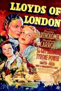 Caratula, cartel, poster o portada de Lloyds de Londres