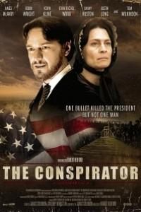 Caratula, cartel, poster o portada de La conspiración