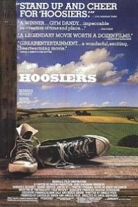 Caratula, cartel, poster o portada de Hoosiers: más que ídolos