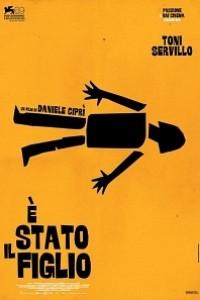 Caratula, cartel, poster o portada de È stato il figlio