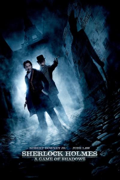 Caratula, cartel, poster o portada de Sherlock Holmes: Juego de Sombras (Sherlock Holmes 2)