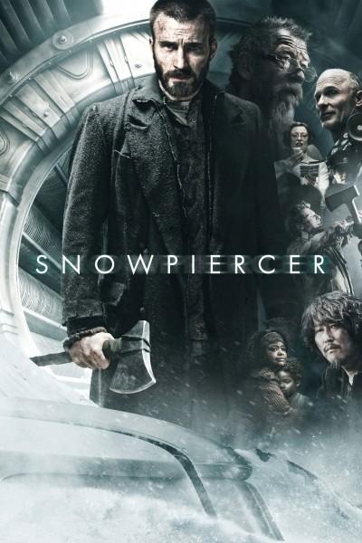 Caratula, cartel, poster o portada de Rompenieves (Snowpiercer)