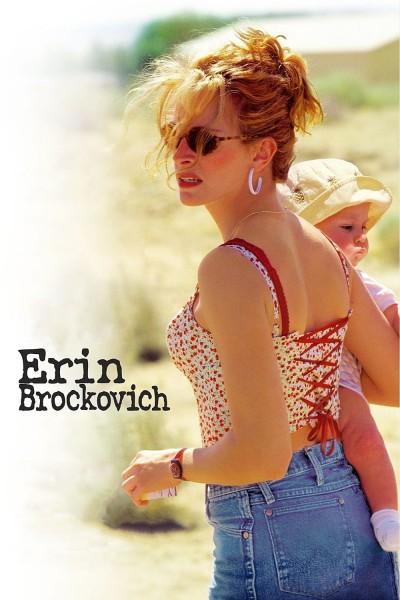 Caratula, cartel, poster o portada de Erin Brockovich