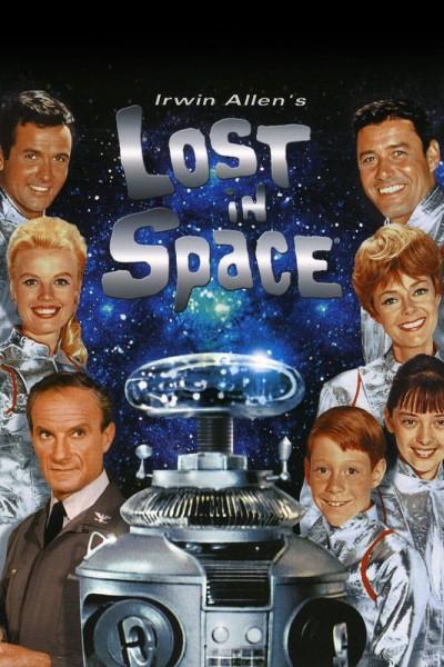 Caratula, cartel, poster o portada de Perdidos en el espacio