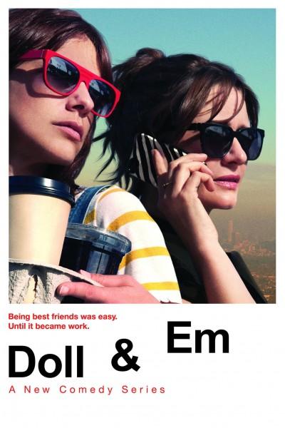 Caratula, cartel, poster o portada de Doll & Em