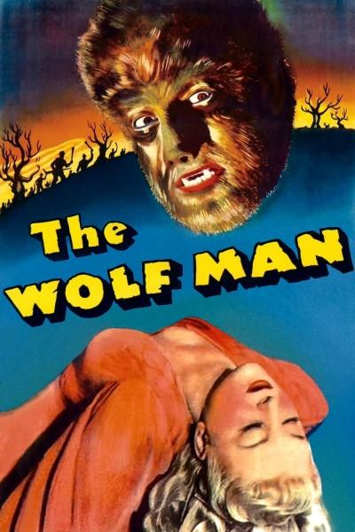 Caratula, cartel, poster o portada de El Hombre Lobo