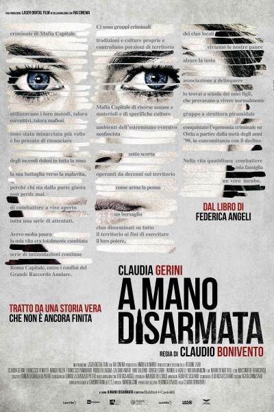 Caratula, cartel, poster o portada de A mano disarmata