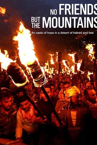 Caratula, cartel, poster o portada de No Friends but the Mountains