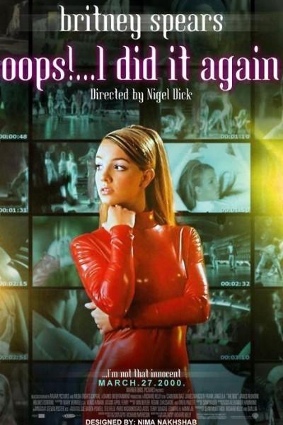 Caratula, cartel, poster o portada de Britney Spears: Oops!...I Did It Again (Vídeo musical)