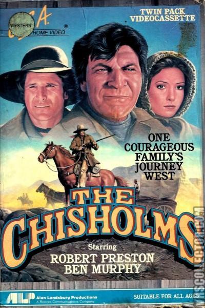 Caratula, cartel, poster o portada de Los Chisholm
