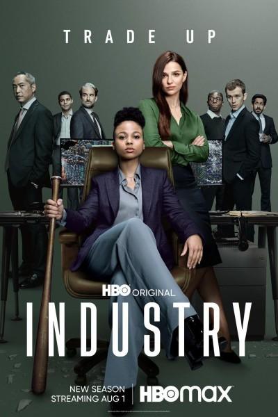 Caratula, cartel, poster o portada de Industry