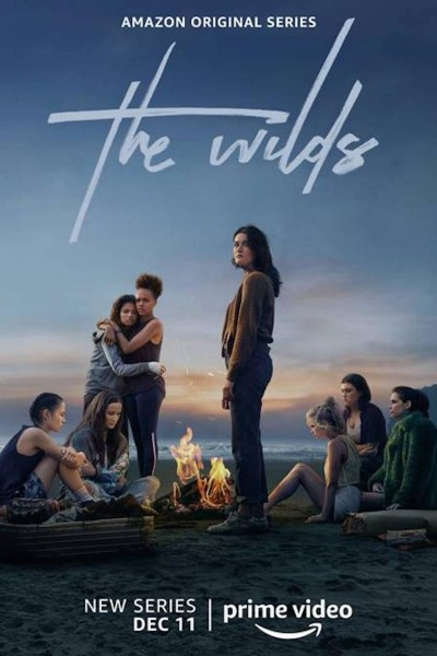 Caratula, cartel, poster o portada de The Wilds