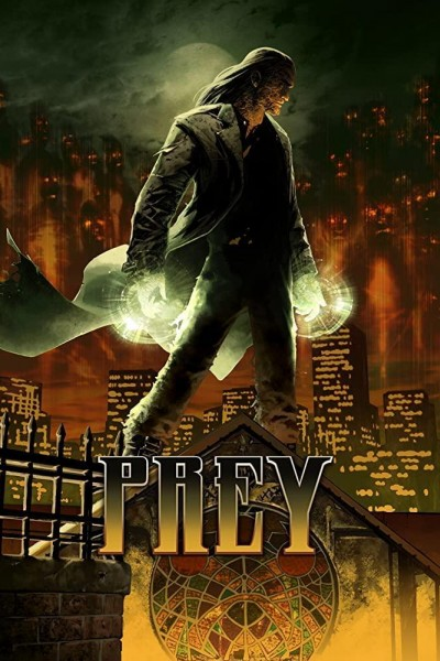 Caratula, cartel, poster o portada de Prey: The Light in the Dark