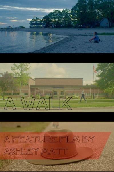 Caratula, cartel, poster o portada de A Walk