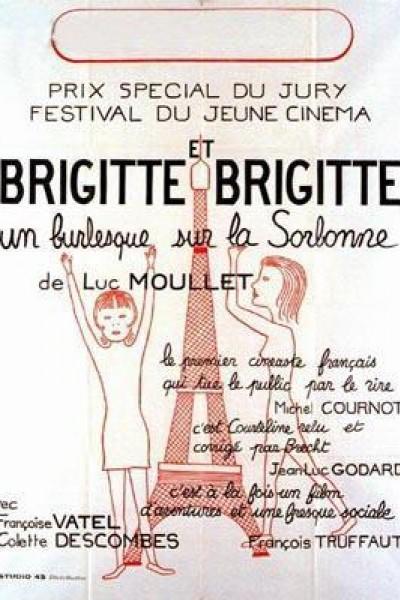 Caratula, cartel, poster o portada de Brigitte et Brigitte