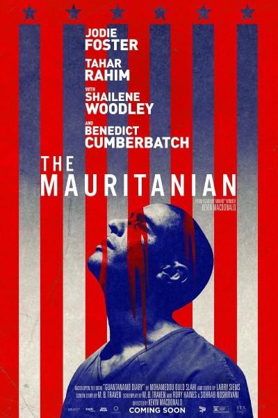 Caratula, cartel, poster o portada de The Mauritanian