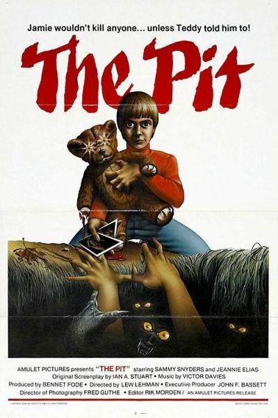 Caratula, cartel, poster o portada de The Pit