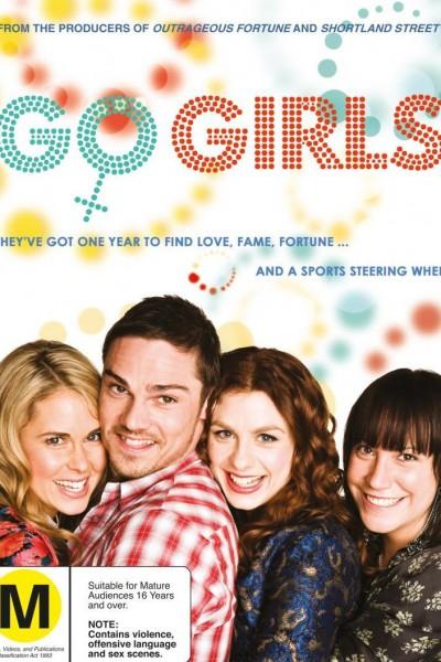 Caratula, cartel, poster o portada de Go Girls