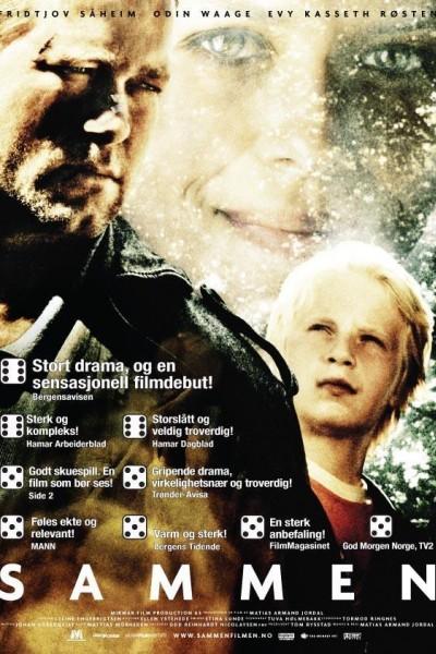 Caratula, cartel, poster o portada de Sammen (Together)
