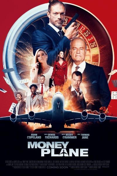 Caratula, cartel, poster o portada de El avión del dinero