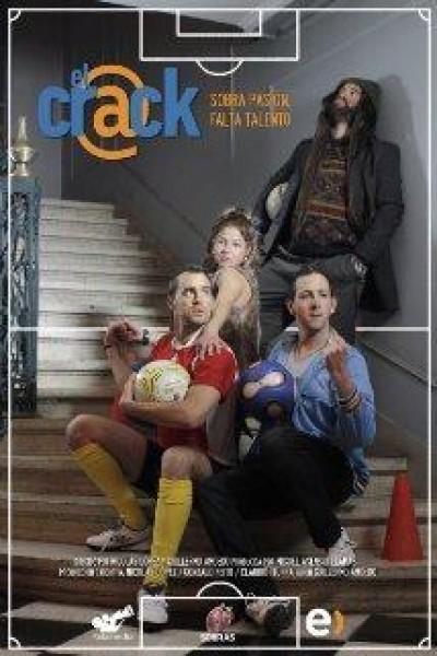 Caratula, cartel, poster o portada de El Crack