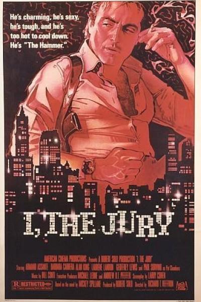 Caratula, cartel, poster o portada de Yo, el jurado