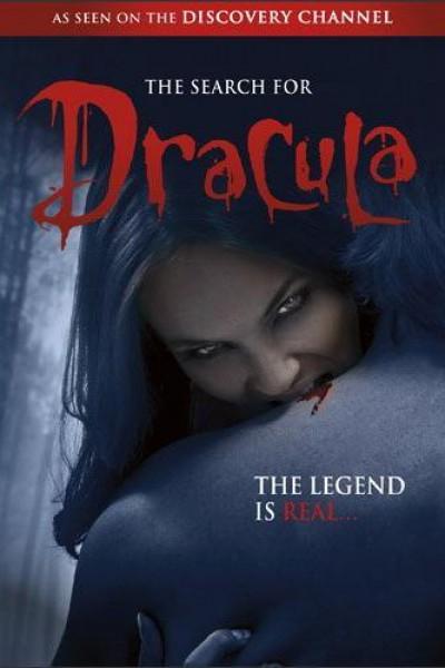 Caratula, cartel, poster o portada de La leyenda del vampiro: En busca de Drácula