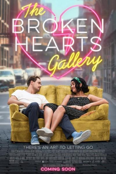 Caratula, cartel, poster o portada de The Broken Hearts Gallery
