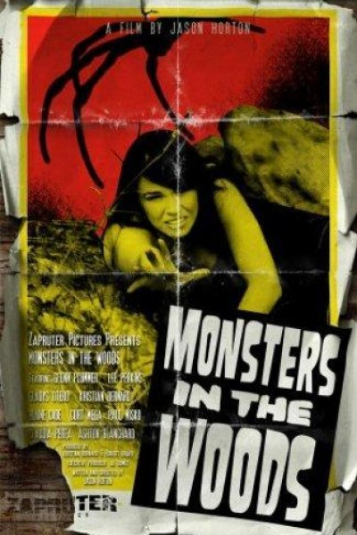 Caratula, cartel, poster o portada de Monsters in the Woods