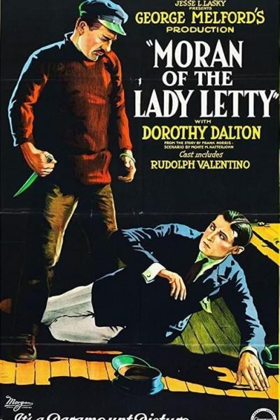 Caratula, cartel, poster o portada de Moran of the Lady Letty
