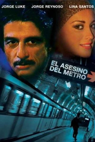 Caratula, cartel, poster o portada de El asesino del metro