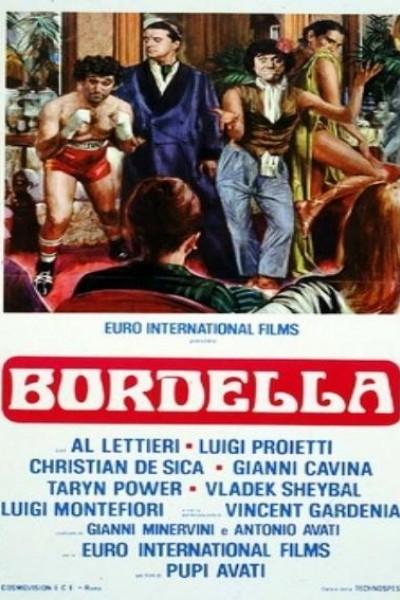 Caratula, cartel, poster o portada de Burdella